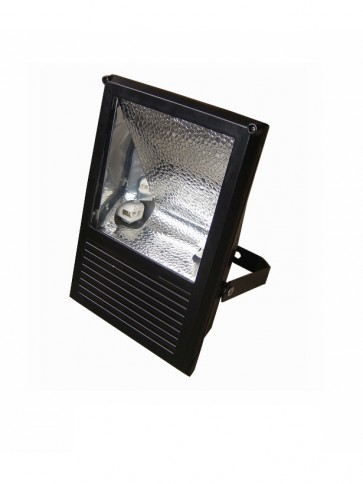70W Metal Halide Flood Light in Black CLA Lighting