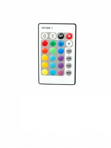 Changing Led Remote in Multi Colour CLA Lighting