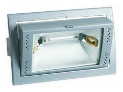 Double Ended Metal Halide Gimble Downlight Fitting CLA Lighting