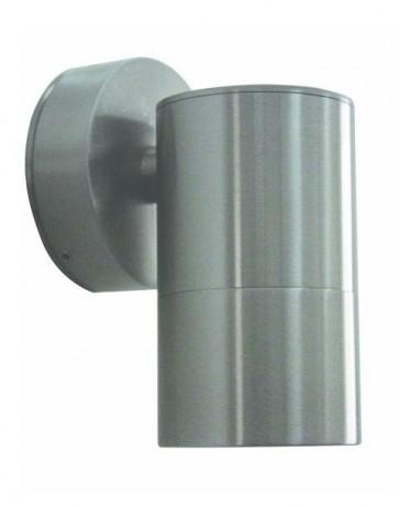 Fixed Long Body Stainless Steel Wall Pillar Light CLA Lighting