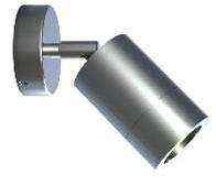 GU10 Adjustable Wall Pillar Light CLA Lighting