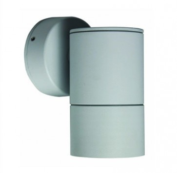 GU10 Fixed Long Body Wall Pillar Light in White CLA Lighting