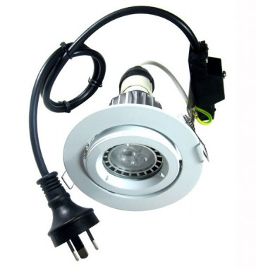 GU10 Round Gimbal LED Downlight Kit CLA Lighting
