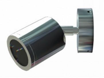 GU10 Single Adjustable Wall Pillar Light CLA Lighting