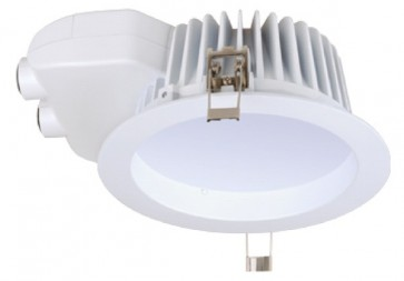 Horizontal 8W LED Downlight in Cool White CLA Lighting