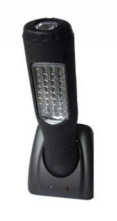 Rubber Rechargeable Work Light CLA Lighting