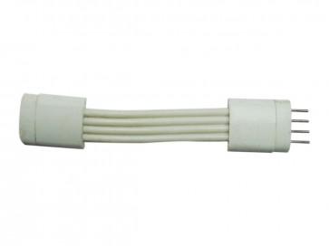 Short Led Connector for Red / Green / Blue Strips Light CLA Lighting