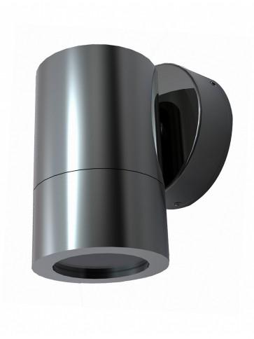 Single Fixed 316 Stainless Steel Wall Pillar Light CLA Lighting