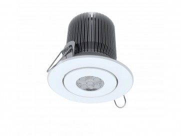 Tilt 15W Dimmable LED Downlight in Warm White CLA Lighting