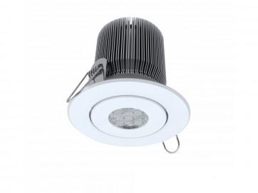 Tilt 15W Dimmable LED Downlight in Warm White CLA Lighting