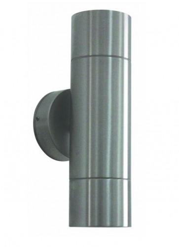Up / Down Long Body Stainless Steel Wall Pillar Light CLA Lighting