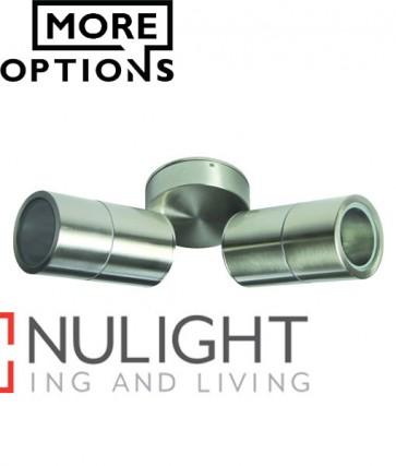 Double Adjustable Wall Pillar Lights CLA