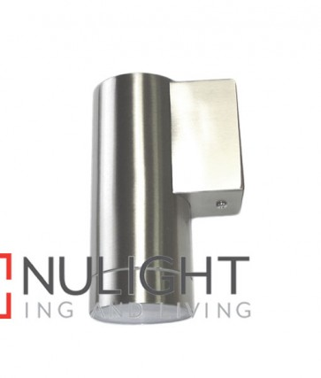 WALL GU10 PILLAR Surface Mounted CFL/LED FIXED SS304 (fitting only) CLA