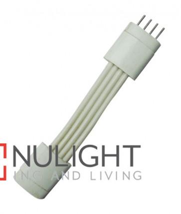 CONN LED 12V DC STRIP CONNECTOR 0.05m FOR RGB CLA