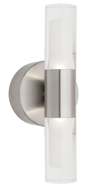 Amos 2 Light LED Wall Sconce Cougar