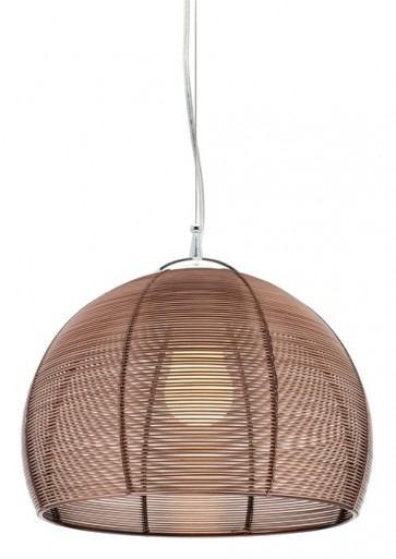 Arden Pendant in Coffee Cougar