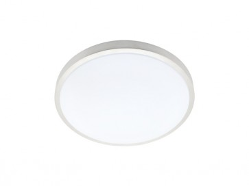 Capri Small 22W T5 Fluoro Ceiling Oyster Cougar