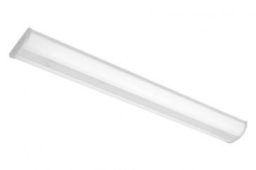 Corsair 2 x 28W T5 Fluoro Large Strip Light in White Cougar