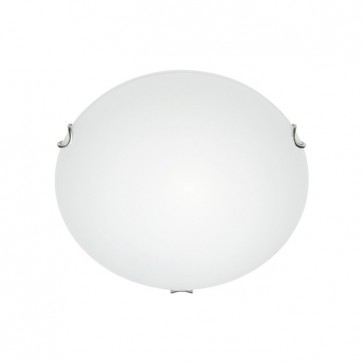 Delta 1 Light 30 cm Oyster Ceiling Light Cougar