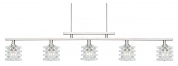 Ice 5 Light Ceiling Pendant Cougar