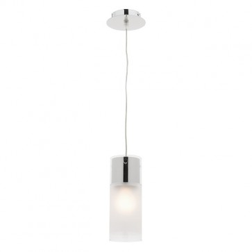 Infinity 1 Light Drop Cord Ceiling Pendant Cougar