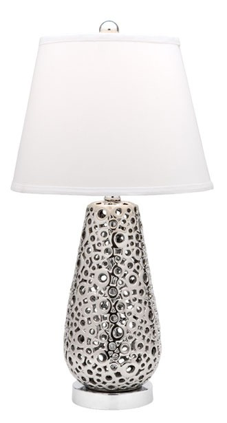 Jasper 60cm Table Lamp Cougar