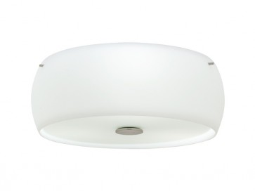Journey 3 Light Ceiling Oyster Cougar