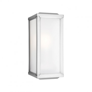 Lorne Outdoor Wall Light in 316 Stainless Steel Cougar
