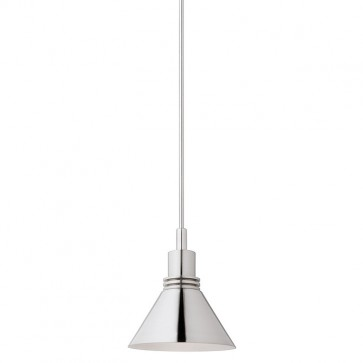 Lulu 1 Light Rod Pendant Cougar