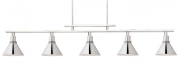 Lulu 5 Light Ceiling Pendant Cougar