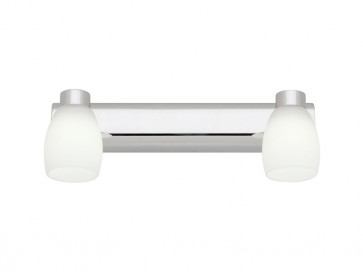 Mason 2 Light 6W LED Bathroom Vanity Light Cougar