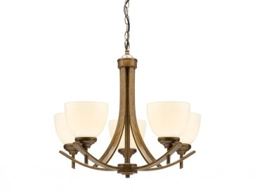 Montague 5 Light Pendant Cougar