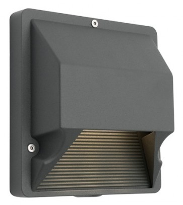 Munich Wall Sconce in Charcoal Cougar