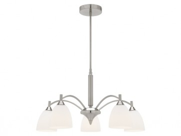 Odyssey 5 Light Ceiling Pendant Cougar