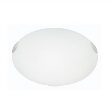 Pluto 40cm 40W Fluorescent Ceiling Oyster Cougar