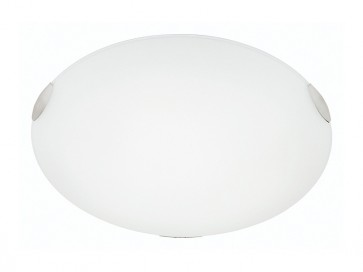 Pluto 50cm Oyster Ceiling Light Cougar