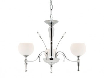 Princeton 3 Light Ceiling Pendant Cougar