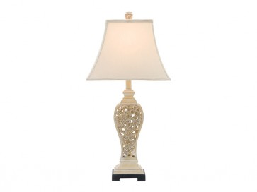 Scarborough Large 75cm Table Lamp Cougar
