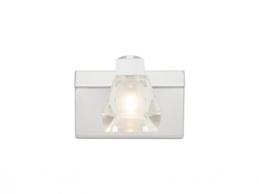 Sienna 1 Light Bathroom Vanity Light Cougar