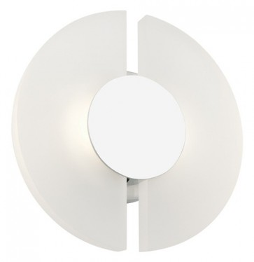 Sirocco Wall Sconce in Chrome Cougar
