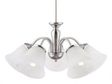 Stepney 5 Light Pendant Cougar