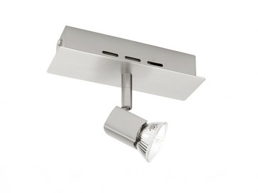 Titan Single Head Ceiling Spotlight Cougar