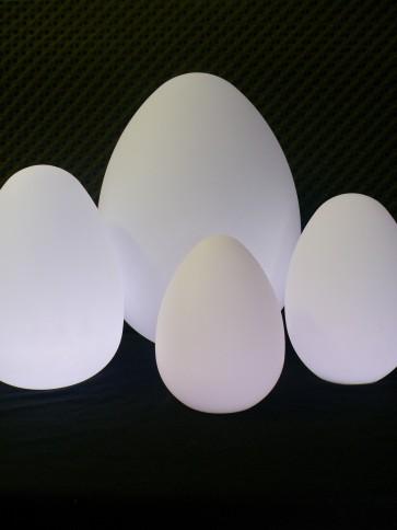 Indoor/Outdoor Illuminated  68cm Egg LED Lamp Current LED