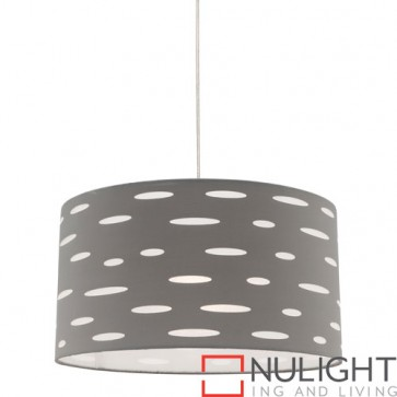 Darcy 1 Light Grey Pendant COU