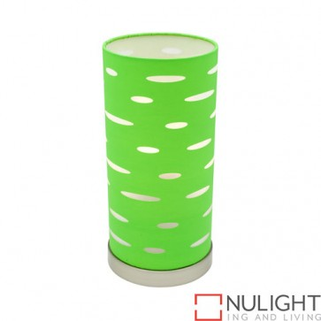 Darcy Table Lamp Green COU