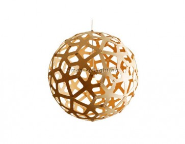 PE0020 Coral Pendant David Trubridge