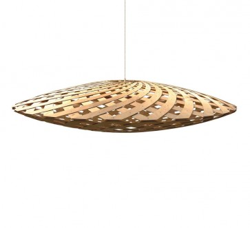 PE0054 Flax Horizontal Pendant David Trubridge