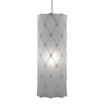 PE0074 Ika full hanging lamp plastic David Trubridge