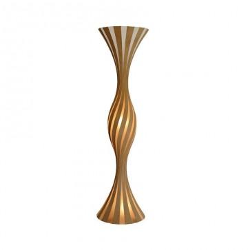 DF0035 Swirl Floor Lamp David Trubridge