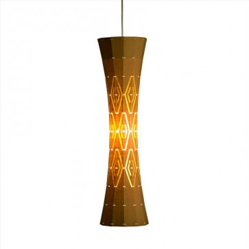 PE0059 Taniko Slim Pendant David Trubridge